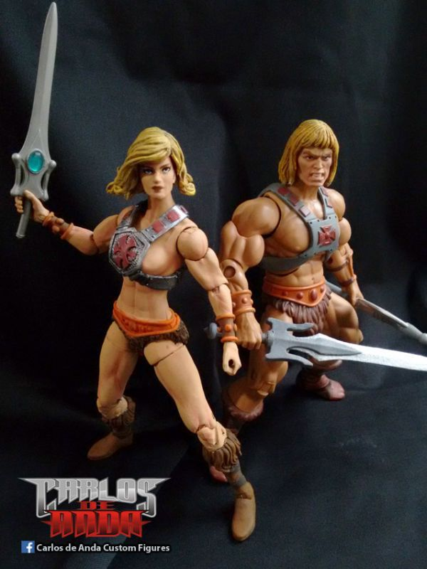 He-man and The Masters of The Universe Customs …