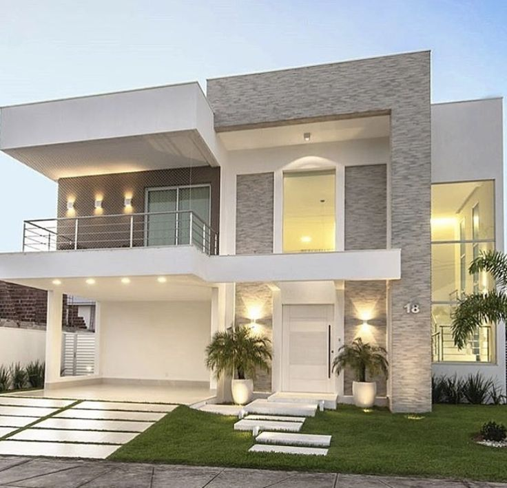 Elegant facade