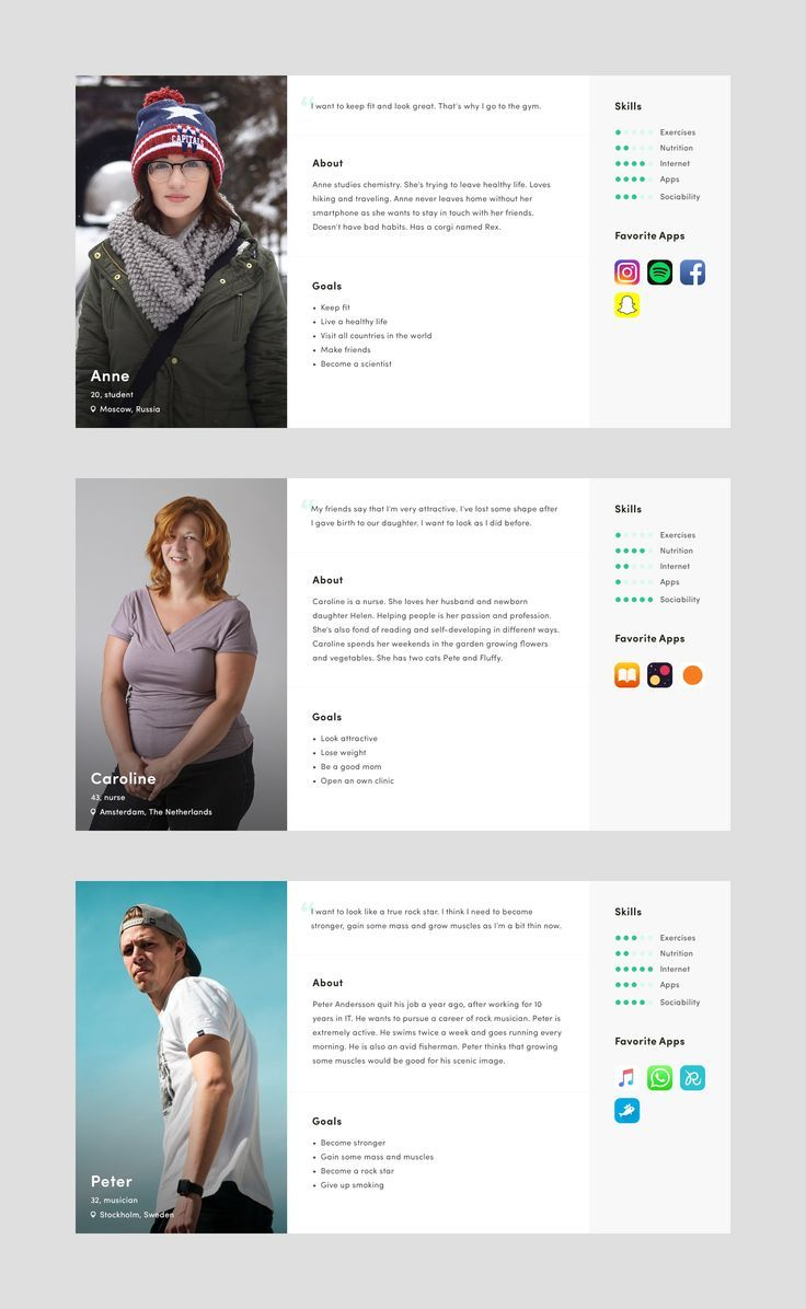 225 best Personas images on Pinterest | Design thinking, Persona ux ...