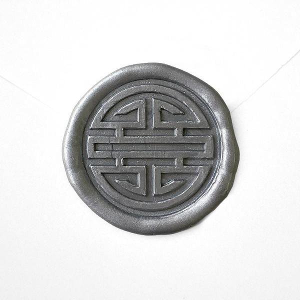 Wax Seal - Oriental