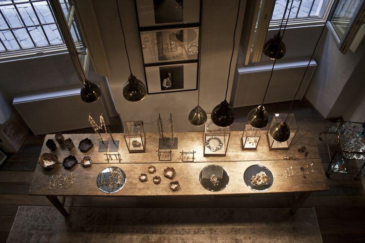 Osanna Visconti Atelier, Milan