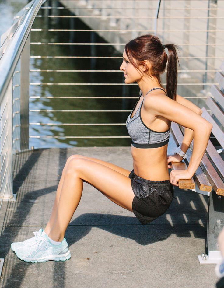 Kayla Itsines gym