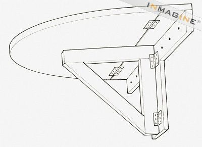 """Read More"""" escritorio en pared M/u00e1s"""", """"How to develop Folding Wall Desk Plans PDF woodworking strategies Folding wall surface workdesk intends Viewpoin"""