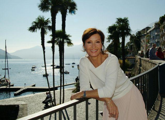 60th Birthday on 17 January 2015 SUSANNE UHLEN German actress.
