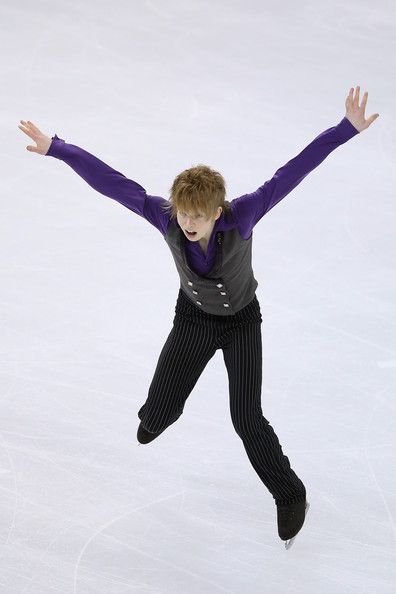 Kevin Reynolds - ISU Grand Prix Of Figure Skating 2012/2013 Lexus Cup Of China - Day 1