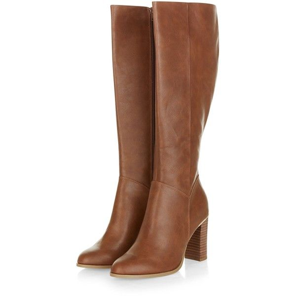 25  best ideas about Tan knee high boots on Pinterest | Autumn ...