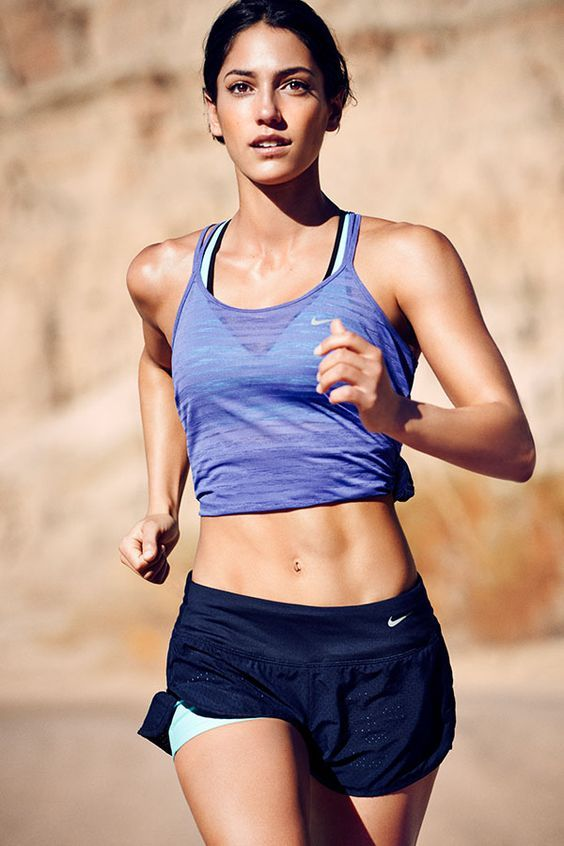 Leave the heat behind in new ultra-light and ultra-breathable Dri-FIT Cool running gear.:    Shop @ FitnessApparelExpress.com