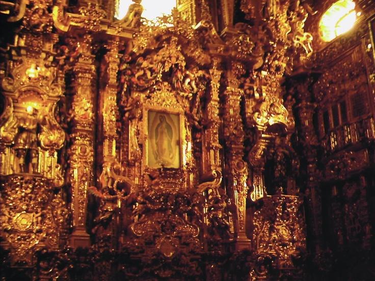Tepozotlán - Museo Nacional del virreinato - Barroco