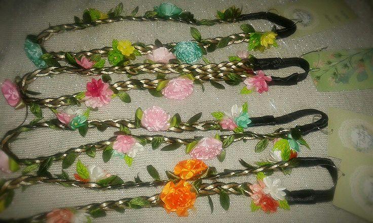 Mini flowercrown