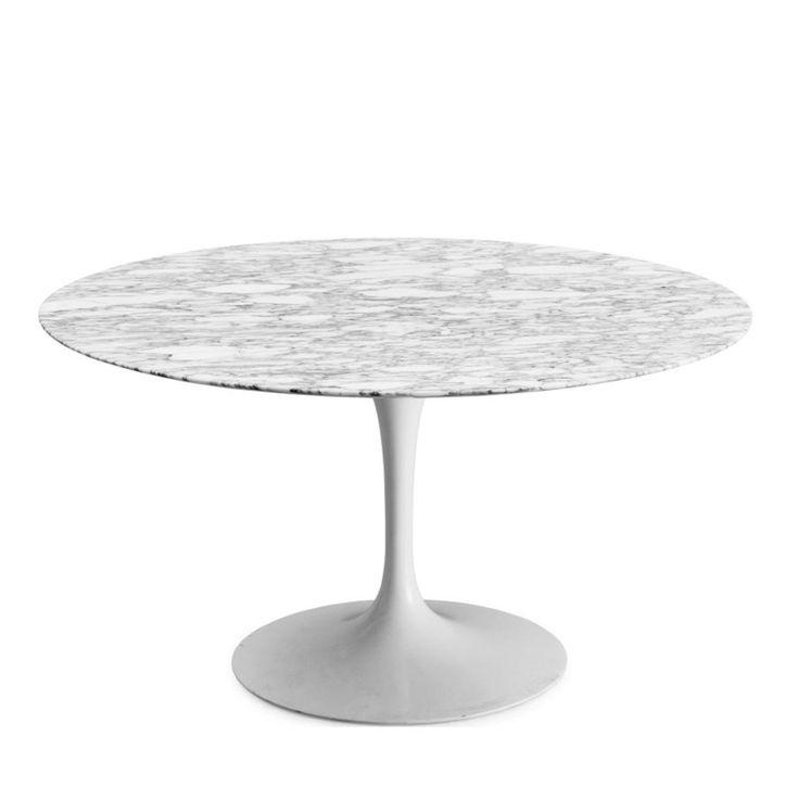 Mesa SAARINEN CARRARA 120 -High Quality- (Mesas de comedor) - Saarinen 47 Sillas de diseño, mesas de diseño, muebles de diseño, Modern Classics, Contemporary Designs...