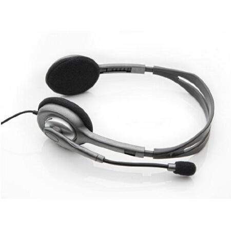 Logitech stero headset H110