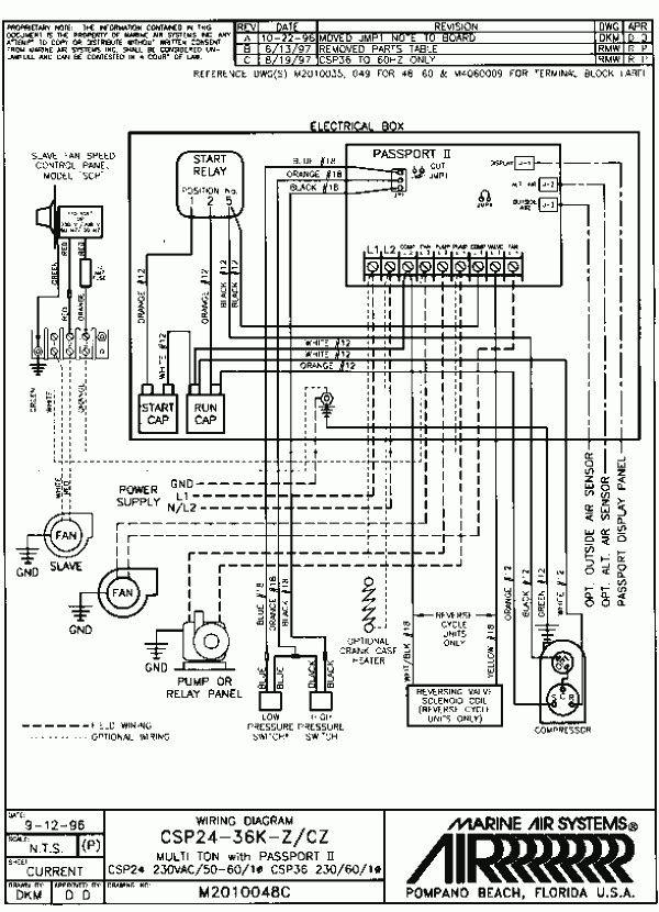 Ranco Thermostat Wiring Diagram