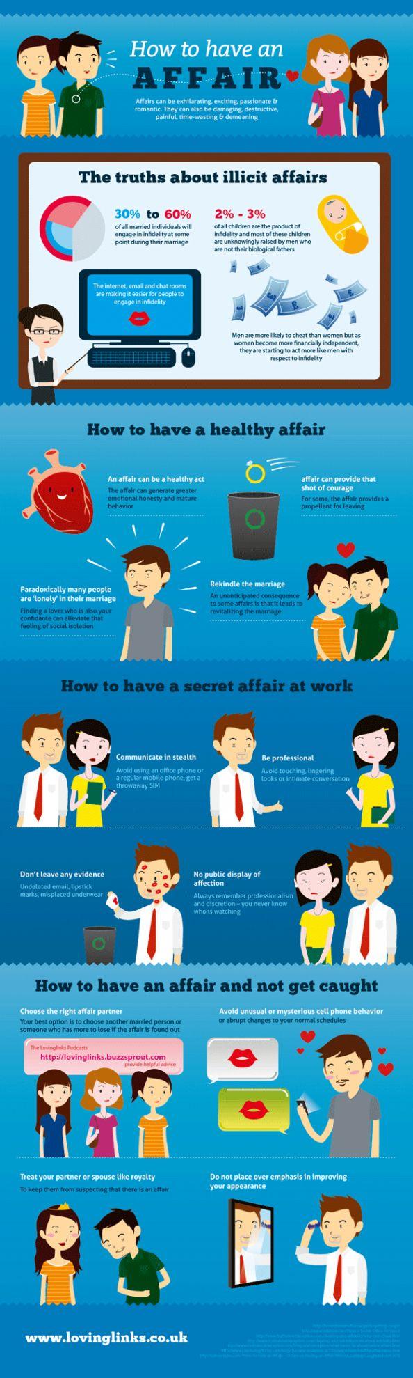 How To Have A Secret Affair