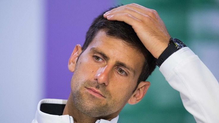 Howard Fendrich   Novak Djokovic will miss the rest of this season because of an injured right elbow. That means Djokovic will pull out of the U.S. Open and end his streak of participating in 51 consecutive Grand Slam tournaments. The two-time U.S. Open champion announced the news Wednesday,... - #CBC, #Djokovic, #Elbow, #Injury, #Novak, #Rest, #Sports, #World_News