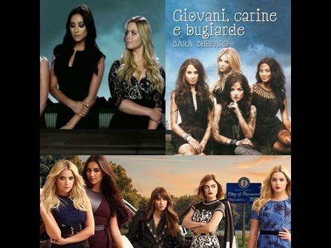 Pretty Little Liars: Romanzi o Serie TV? Cosa ne penso? Parliamone :D