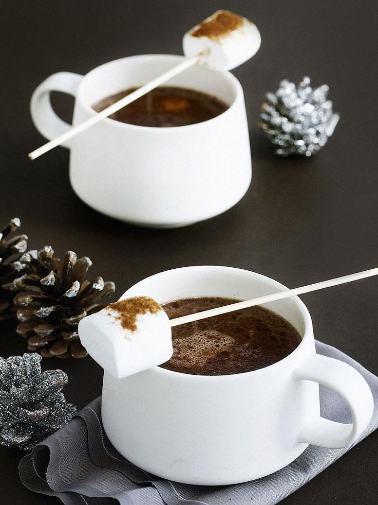 4 awesome hot chocolate recipes