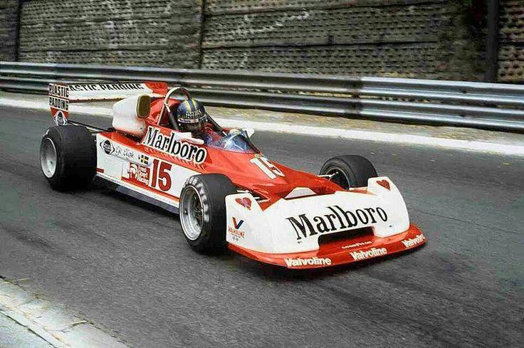 Eje Elgh Chevron B42 Hart F2 Pau '78