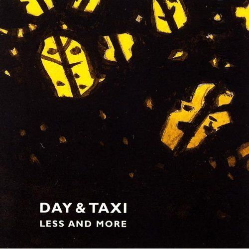 "1999 Day & Taxi - Less And More [Unit UTR4121CD] artwork: Alex Katz ""Leaves"" (1997) #albumcover"