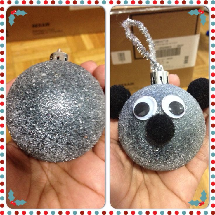 My koala Christmas ball ) Christmas balls, Arts and