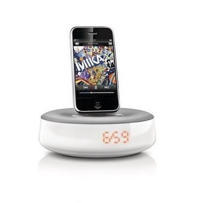 Sistema de audio hi fi con iphone y ipod docking