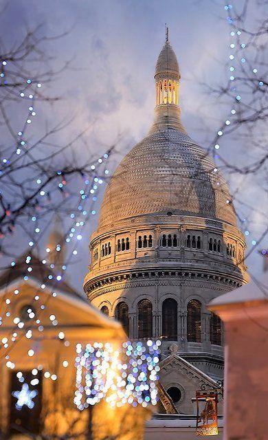 Sacré Coeur, Montmartre, Paris XVIII