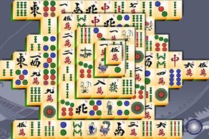 Mahjongg Titans:Klassisches Mahjongg Titans Spiel. Klicke auf restart für ein neues Spiel. Die verschiedenen alten Männer gehören zusammen! Viel Spaß und Glück! Ein Mahjong Solitaire-Spiel.