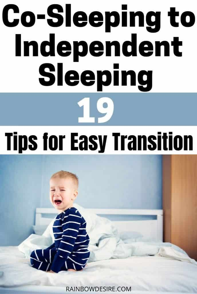 ed1367abe901f26315441137b70ab068 - How Can I Get My 18 Month Old To Sleep In His Own Bed
