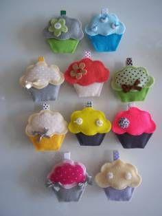 lembrancinhas de cupcakes