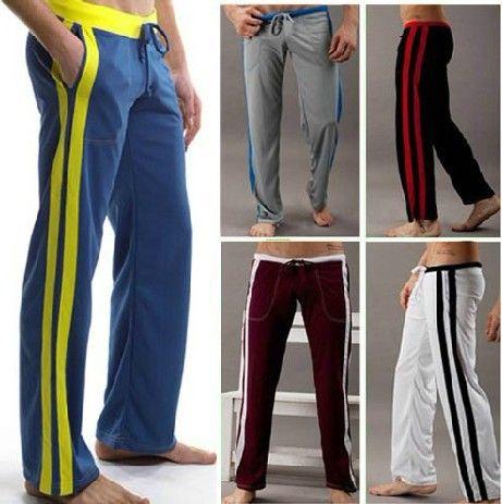 pantalones deportes de los hombres corrientes ocasionales trotar fútbol entrenamiento pantalones de los hombres activos de Baggy suelta Venta caliente gimnasio yaga marca desinger