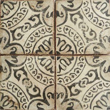 Tabarka - Paris Metro 2 - mediterranean - floor tiles - seattle - Statements Tile