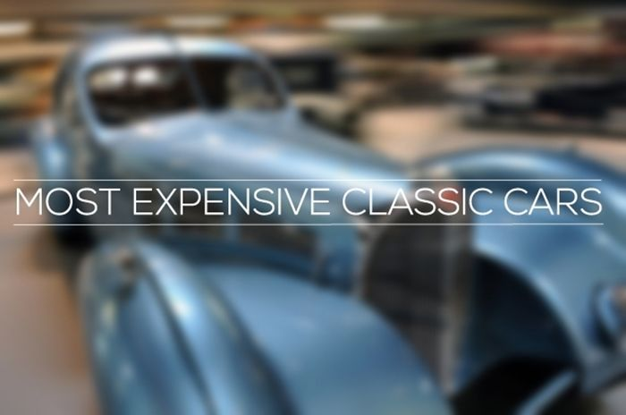 Most Expensive Classic Cars   Top 10 - Page 1 of 10 - EALUXE.COM