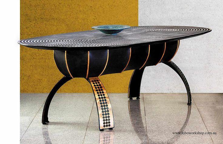 Lobo Workshop Coracle Table