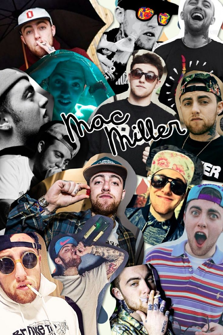Mac Miller Mac miller, Mac miller quotes, Mac collection