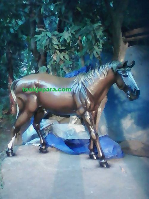 Patung Kuda Jepara