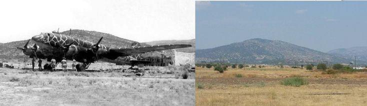 Then and Now: 1945-2017, the Focke-Wulf Fw 200 Condor of Rodos Island, Greece