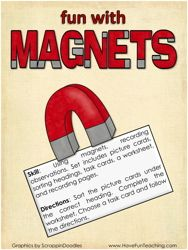 fun with magnets science activity