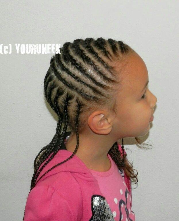 Kids Cornrows Kids Hairstyles Little Girl Hairstyles