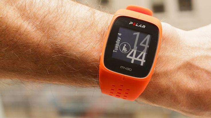 Polar M430 Fitness Watch #fitnesswatch