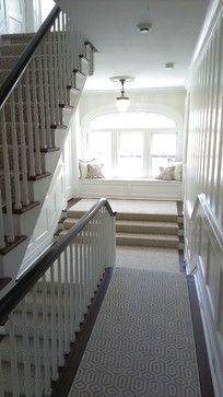 Center Hall Colonial Design Ideas, Pictures, Remodel, and Decor