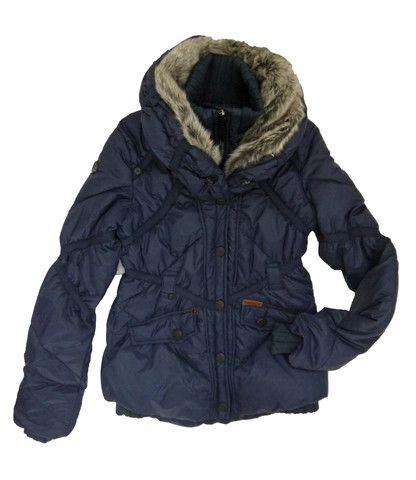 Khujo Womens Falera with Inner Jacket - Navy - Ski/Winter Warm – Gorgeous Gift