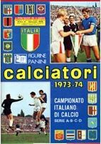 album calciatori 1973-74
