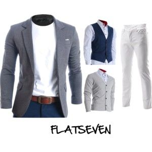 Casual for men by FLATSEVEN