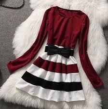 moda juvenil 2014 vestidos - Feliz