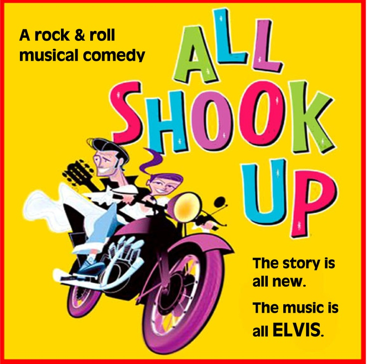All Shook Up - Theatrical Rights Worldwide
