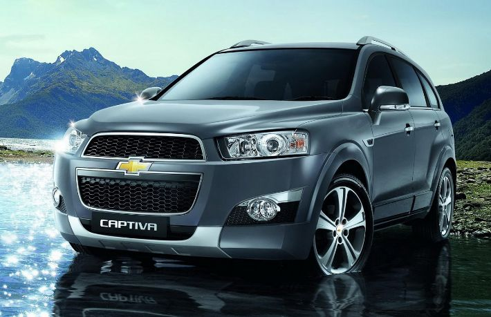 2018 chevy captiva
