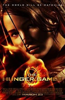 The Hunger Games: saw it a second time after a friend read the book and also had to see it again. Loved the book; enjoyed the movie.