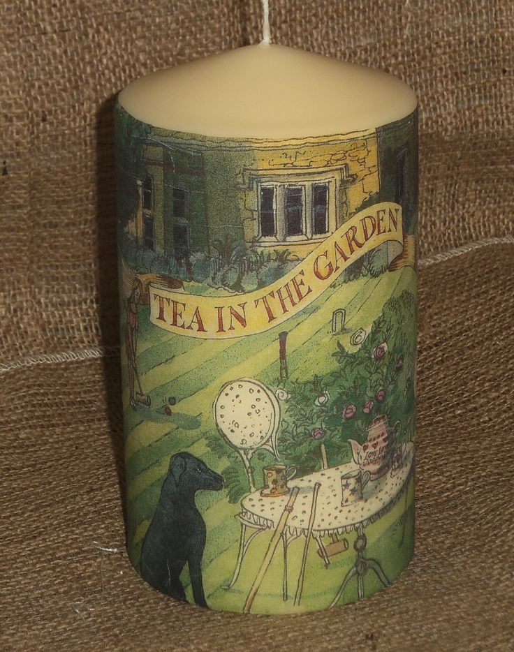 Just cannot wait for the warmer evening/nights when I can use this in the garden!  More of my napkin decoupage candles can be viewed on  www.facebook.com/YourLovelyHomeStephanieSinclair and www.folksy.com/shops/YourLovelyHome