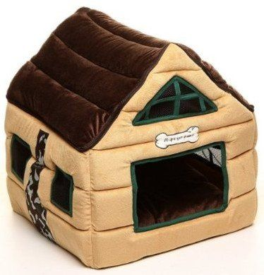 Super Nice Brown Indoor Dog House/pets Beds Pet Kennels Crates & Houses-brown (53x53x56cm) - http://www.thepuppy.org/super-nice-brown-indoor-dog-housepets-beds-pet-kennels-crates-houses-brown-53x53x56cm/