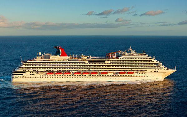 Carnival Magic Ship