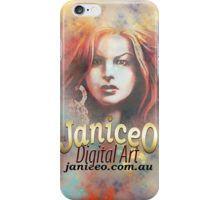 JaniceO Digital Artist iPhone Case/Skin